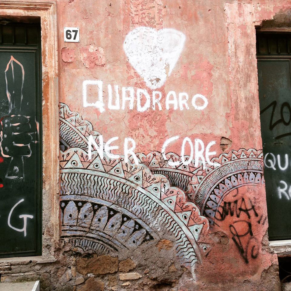 Eleonora Liso - Quadraro ner core