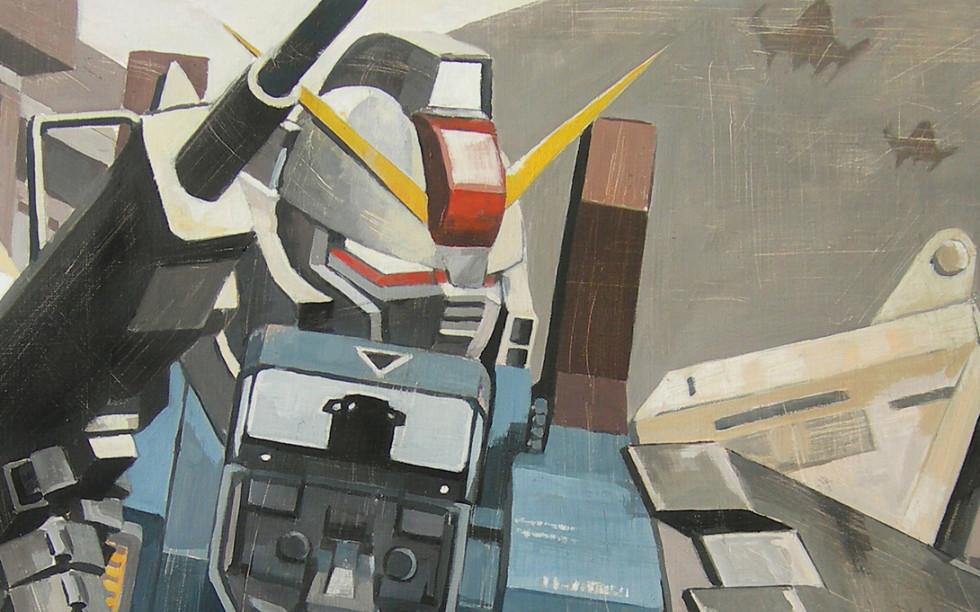 Sabrina Ortolani - Gundam 1090x720