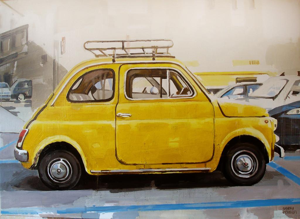 Sabrina Ortolani - Yellow500