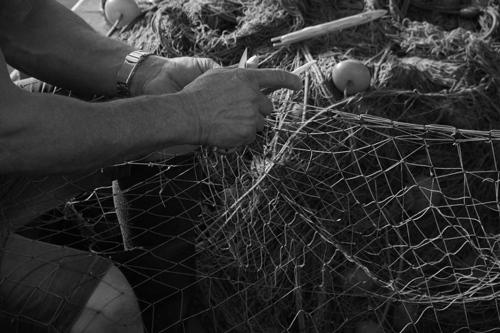 ©Eleonora Liso - Mani di pescatori Favignana - 1