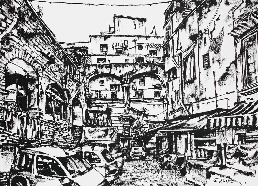 ©Fabio Barilari - Il Senso delle Cose - Napoli - 1