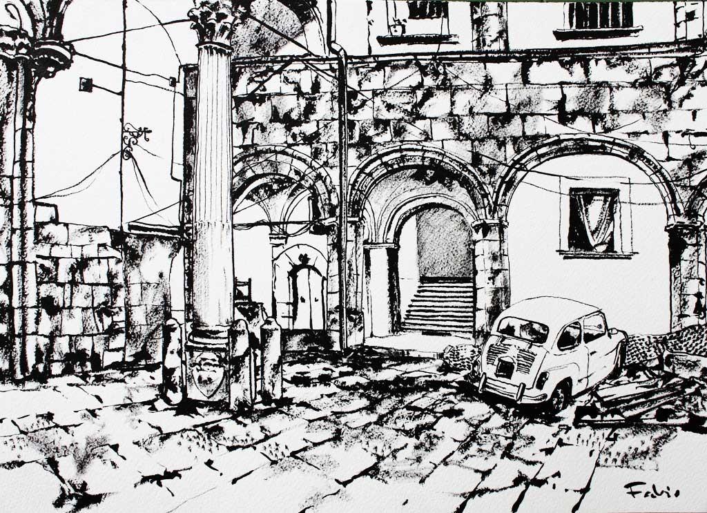©Fabio Barilari - Il Senso delle Cose - Napoli - 6
