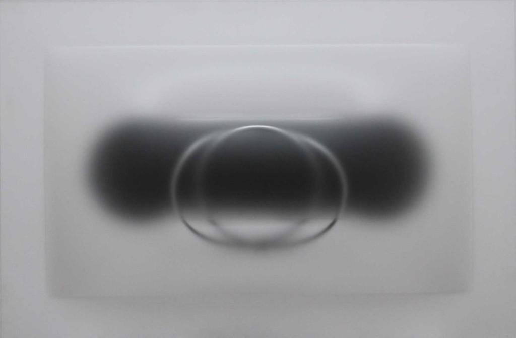©Paolo-Radi - Nel vuoto un segno e l'oscuro cm 100 x 150 - 2014