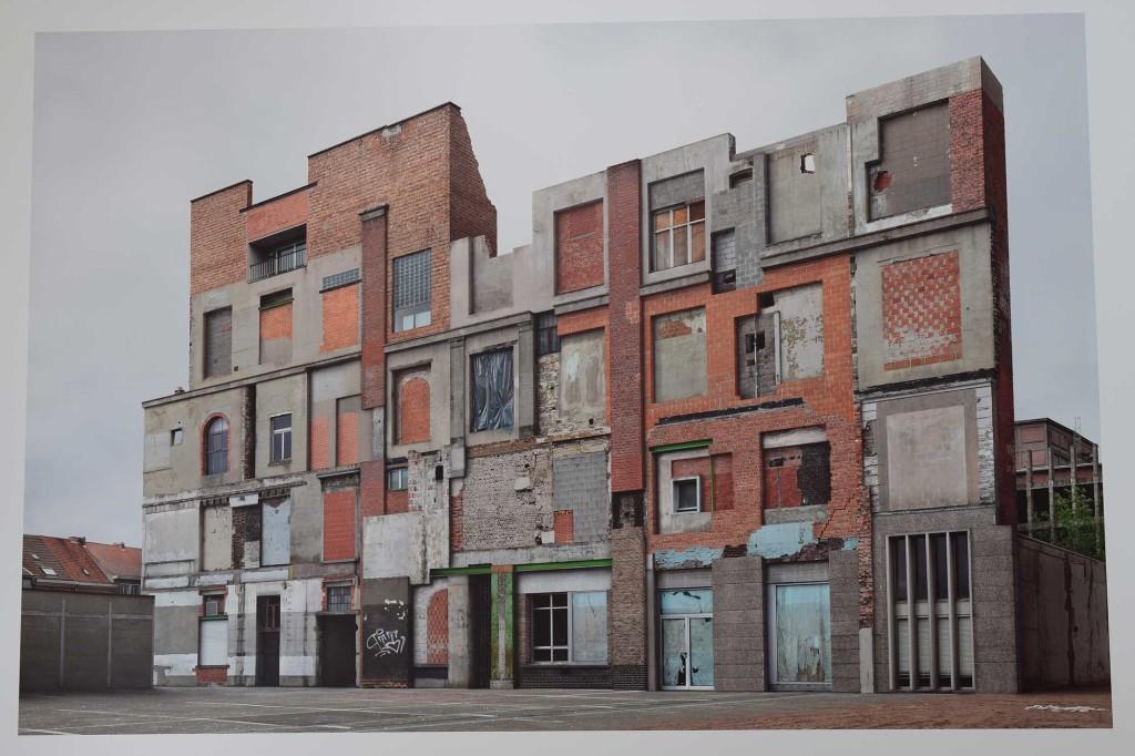 Padiglione Belgio - Foto Industriarchitettura