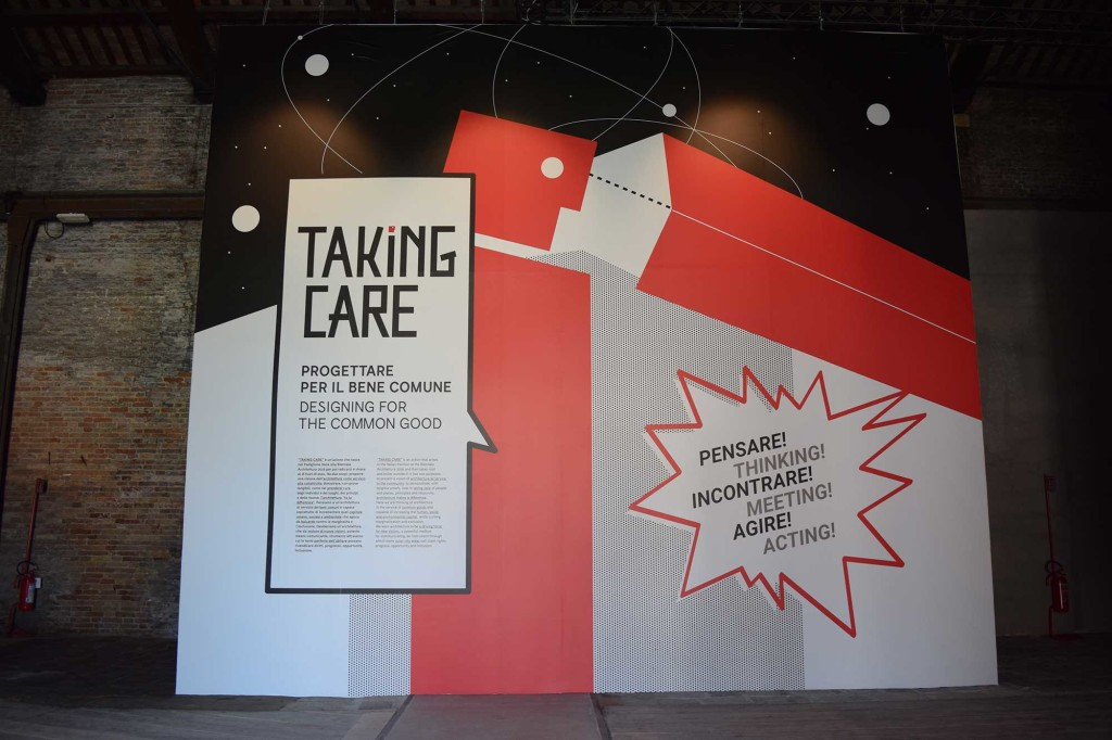 Taking Care - Padiglione Italia - Foto Industriarchitettura