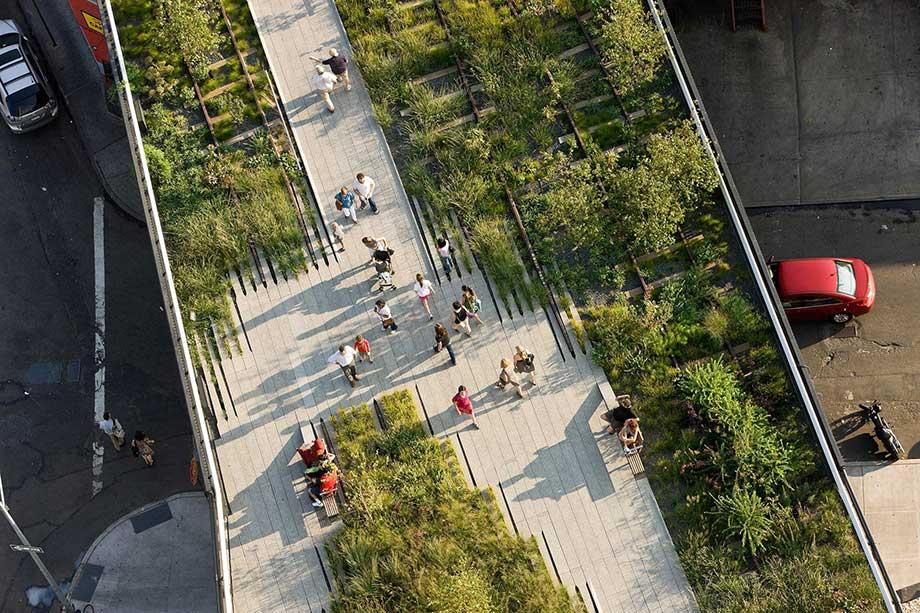 01 - High Line - Diller, Scofidio, Renfro e James Corner Field Operation