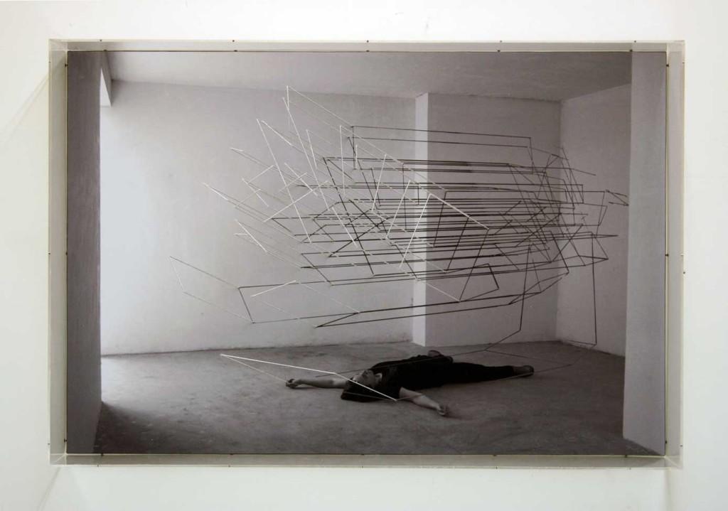 ©Emanuela Fiorelli - Io - cm 55x80x12 - 2012
