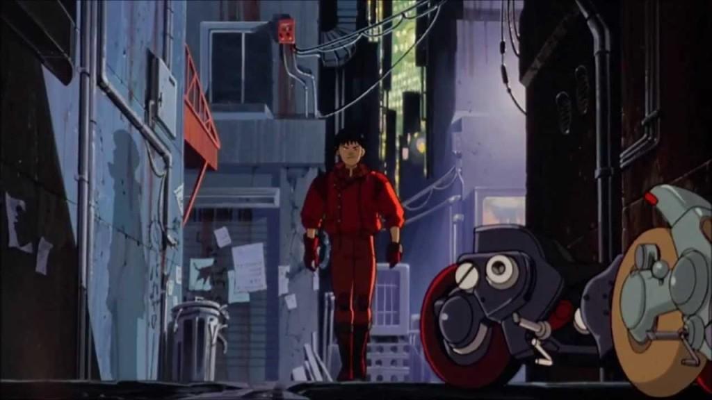 Akira - Katsuhiro Otomo 1988