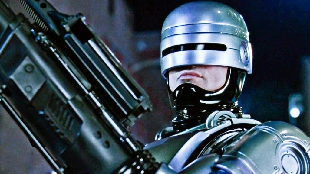 Robocop - Paul Verhoeven 1987