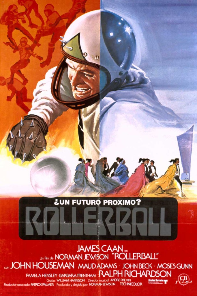 Rollerball - Norman Jewison 1975