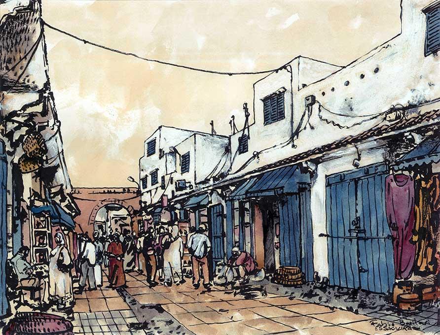 7 - © Fabio Barilari - Essaouira